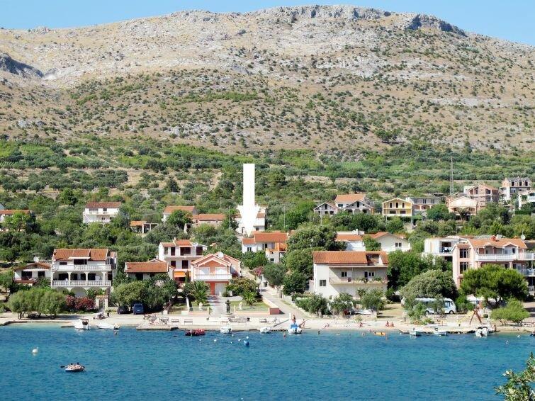 Ferienwohnung Lucija (SIB210) in Šibenik - 4 Personen, 1 Schlafzimmer, location de vacances à Grebastica