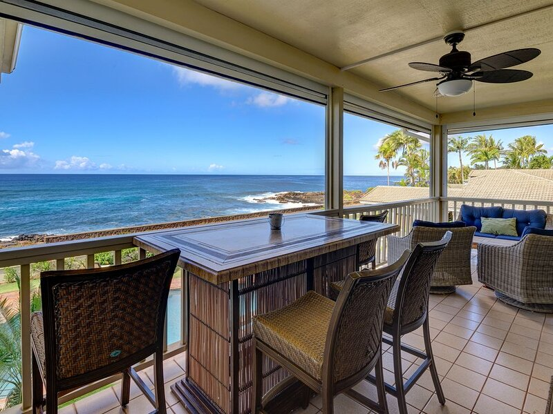 Best views - covered lanai