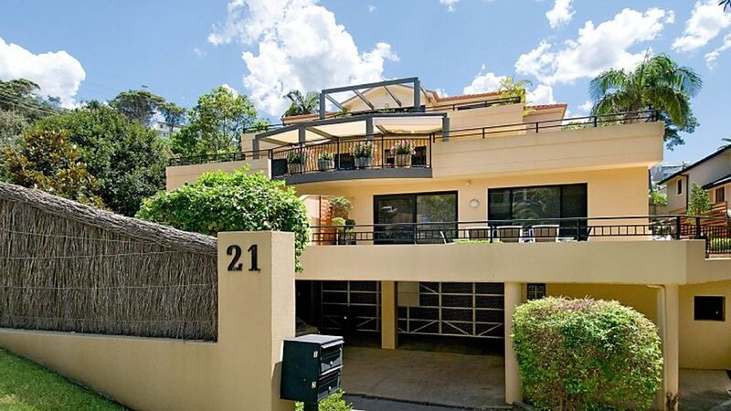 Terrigal Townhouse - 1/21 Campbell Crescent, casa vacanza a Forresters Beach