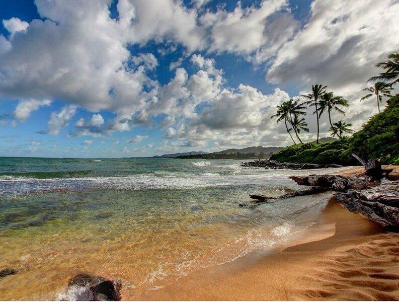 Paradise Found on the Beach! Almost Oceanfront  2 Bedroom Townhouse 23, alquiler de vacaciones en Kapaa