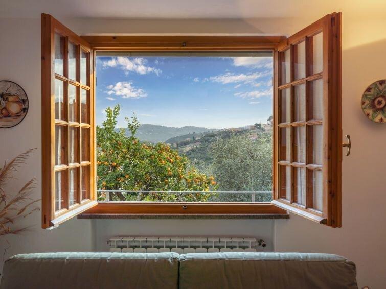 Vacation home Casa Paolo  in Diano San Pietro, Liguria: Riviera Ponente - 4 per, holiday rental in Diano San Pietro
