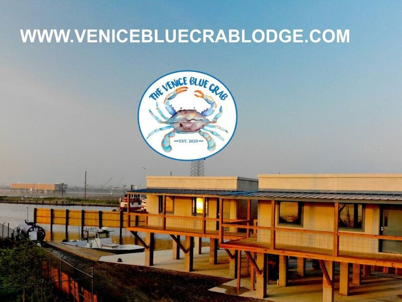 Venice Blue Crab Lodge B (Waterfront), holiday rental in Empire