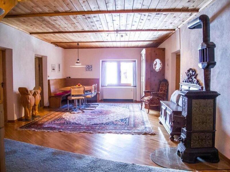 Ferienwohnung Ramosch für 4 - 7 Personen mit 4 Schlafzimmern - Ferienwohnung, Ferienwohnung in St Valentin auf der Haide