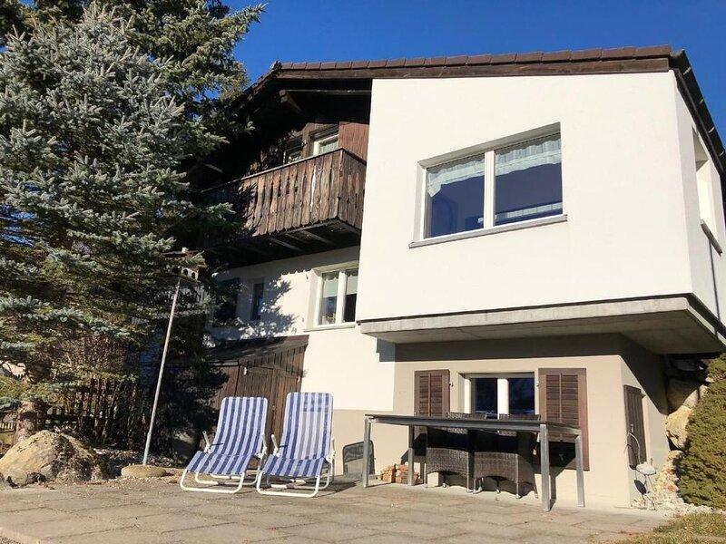Ferienhaus Wildhaus für 4 - 5 Personen mit 2 Schlafzimmern - Ferienhaus, vacation rental in Wildhaus