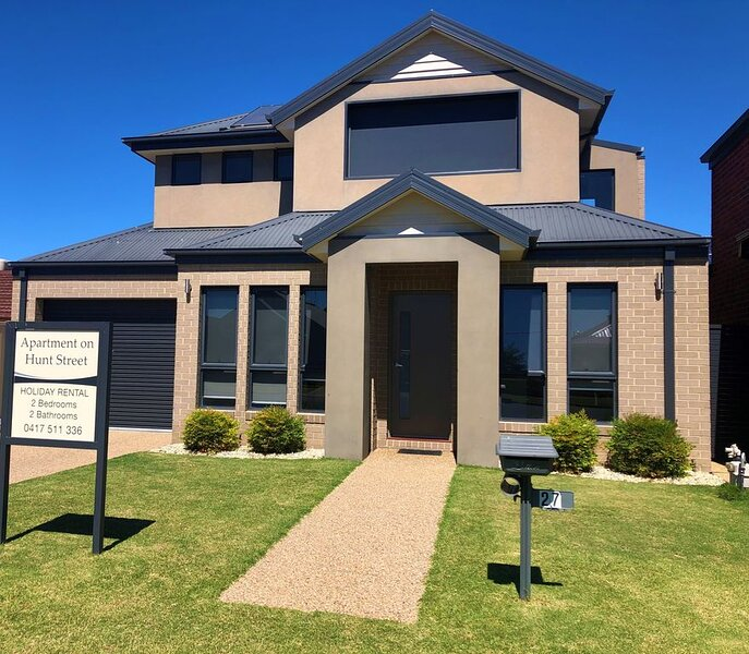 Apartment on Hunt Street, holiday rental in Mulwala