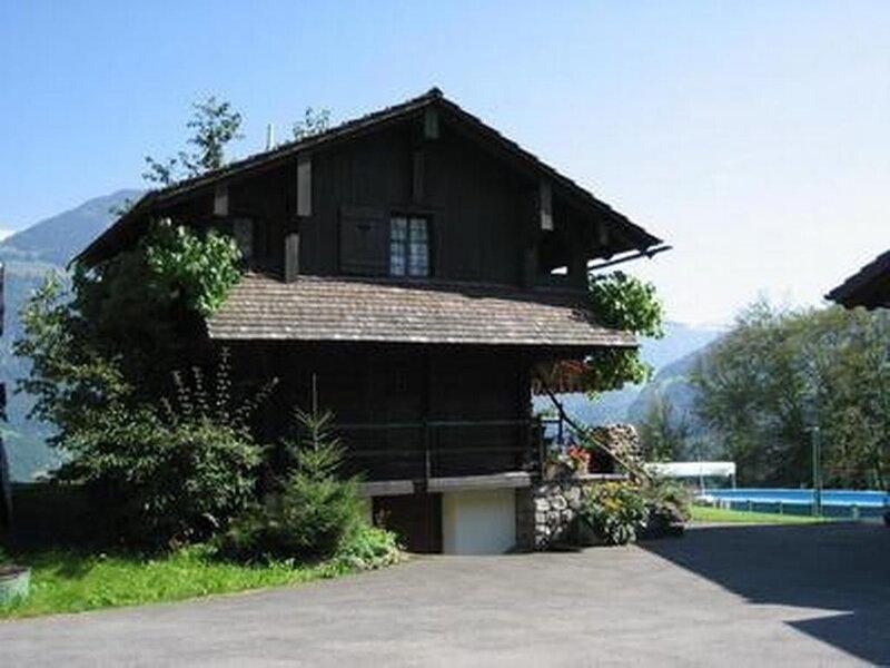 Ferienhaus Giswil für 1 - 4 Personen mit 1 Schlafzimmer - Ferienhaus, alquiler de vacaciones en Wilen