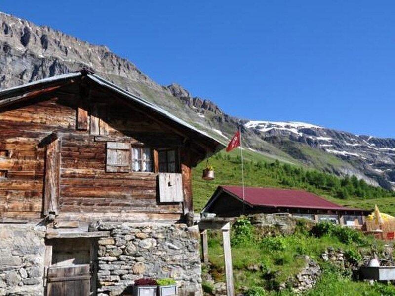 Ferienwohnung Leukerbad (Ort) für 1 - 3 Personen mit 1 Schlafzimmer - Ferienwohn, location de vacances à Leukerbad