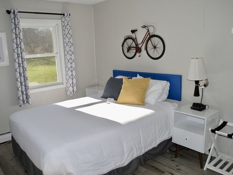 Queen Room 110 - THE LITTLE VILLAGE, holiday rental in Madison