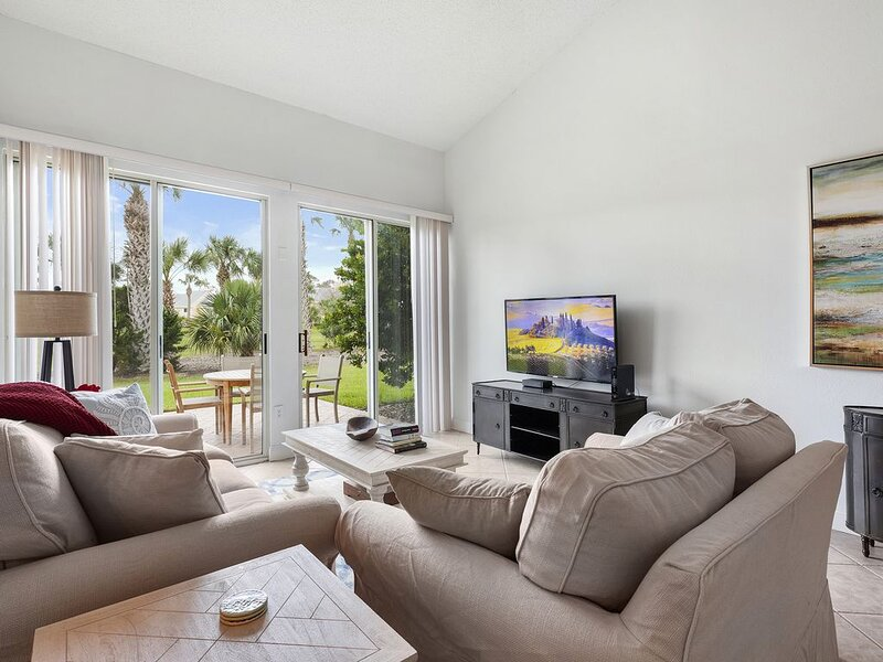 Fairway Dream - Sawgrass 2 bedrooms / 2 bath villas sleep 6, close to beach, holiday rental in Ponte Vedra Beach