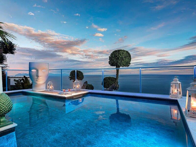 Villa Islamorada - Pool and Sea View, holiday rental in Nerano