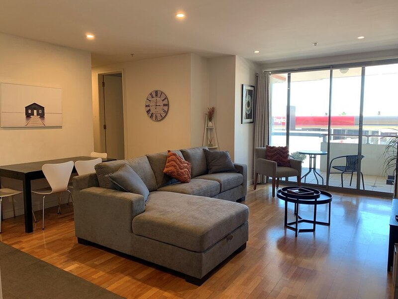 The Terminus Apartment, holiday rental in North Geelong