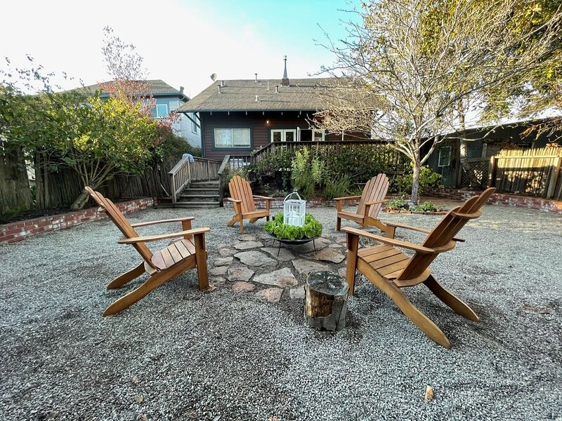A private, comfy home near everything that's happening in Petaluma!, vacation rental in Novato