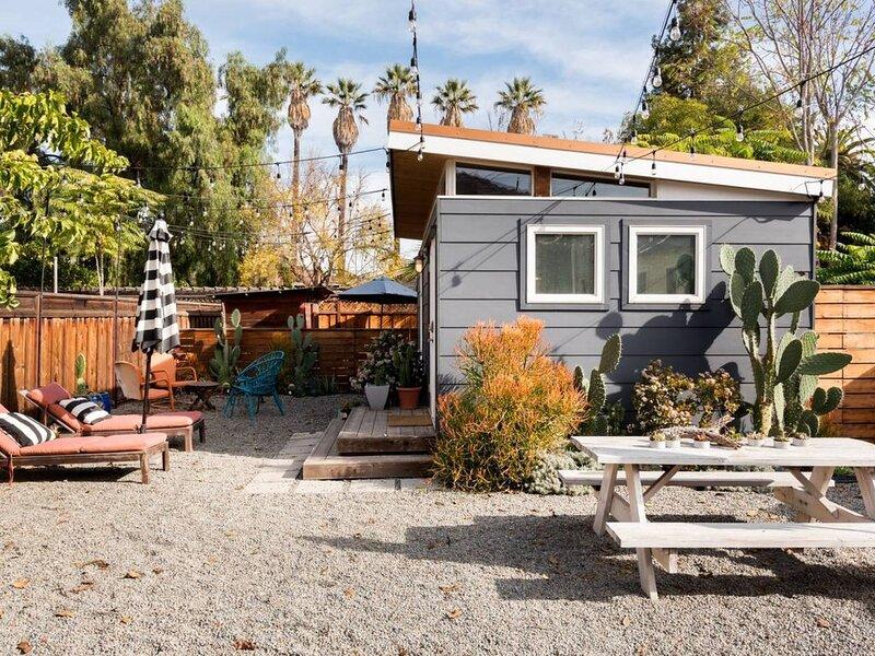 Serene Casita with Private Backyard Garden, vacation rental in San Jose