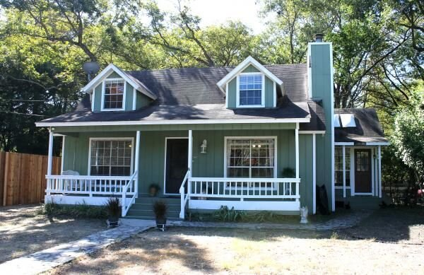 Historic Leeway Cottages: Cypress Creek House, holiday rental in Wimberley