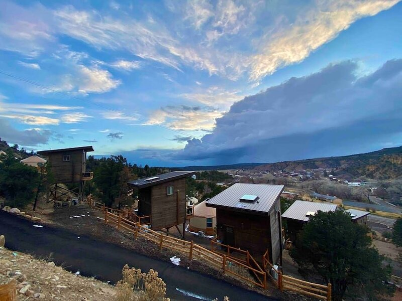 Treetop  #7 at East Zion Resort, holiday rental in Mount Carmel