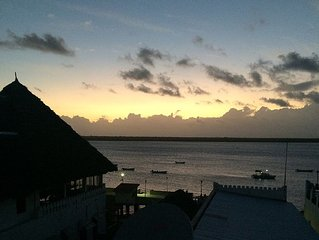 Lamu Island 2 Bedroom Seaview Apartment