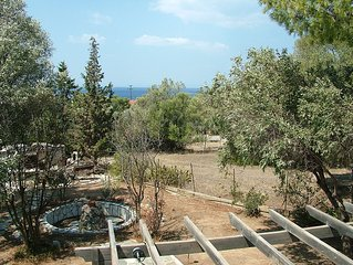 Anavissos Old Fokea Thimari Beach Area For Family