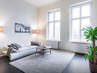 Exclusive Berlin, High Ceilings, Modernized, Up To 6