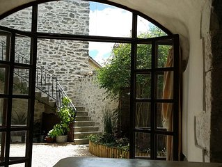 Charming Flat Near Uzes And Lussan
