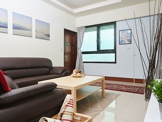 1300 Sq Ft, Highest Residential Skyrise Above Mrt. Food Court, Night Market