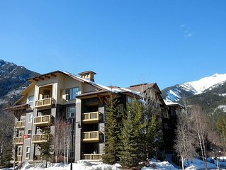 Slopeside Condo For 4 People At 1000 Peaks Summit