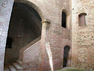 The Magical, Medieval Castello Delle Quattro Torra.