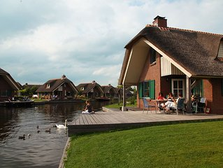 Luxurious holiday home Gaarde (6 persons) at Holiday park Belterwiede