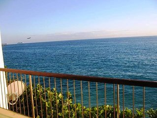Oceanfront 2 Bedroom Villa, Private Pool