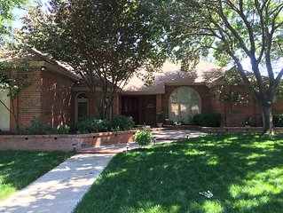 Beautiful Home in South Lubbock ~ Outside Oasis & Picture Perfect Inside