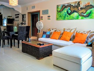 Peaceful Beach Penthouse - Centrally located in Punta Cana, walk to everything!