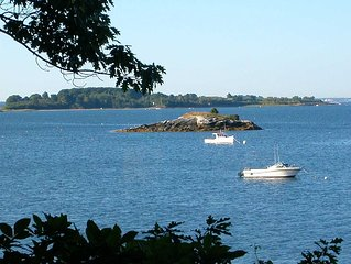 Casco Bay Family Cottage/Camp With Private Waterfront