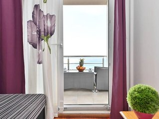 Apartment Holiday II- Sea View Suite