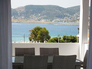 Agios Spiridon Modern Beach Apartment