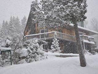 La Cassetta - Spacious Cottage in the Laurentians