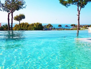 Villa Nisó is the perfect luxurious quite place near the beach, with dreamy pool