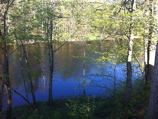 Muskegon River - 3 Bedroom - 2 Bath - Michigan Adventure - Fishing - Canoeing