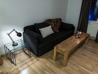 Acco - Cozy 2 Bedroom Apt Downtown Akureyri