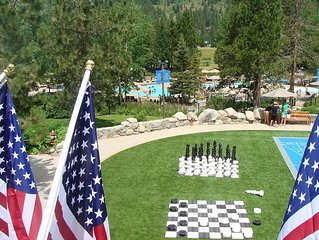 Resort At Squaw Creek, #251, HURRY!!,  1-BR SUITE W/FIREPLACE ,  VERY LOW RATES