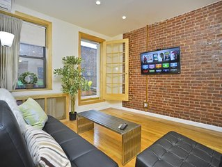 *DYLAN* Contemporary 1Bedroom with Private Terrace & view of Hudson River & Park