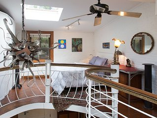 Artist Studio Carriage House