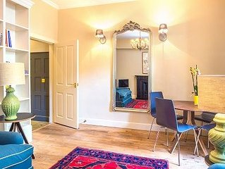 Beautiful Apartment In Stockbridge, the most sought after area in Edinburgh 5*