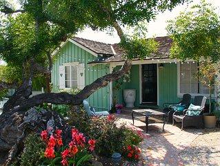 Enchanting Whimsical Ocean Cottage