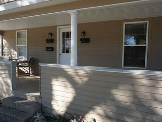 1 Bedroom Apartment In A Central Charlevoix Location