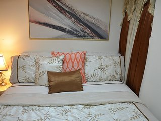 AFFORDABLE STAY, CLOSE TO MANHATTAN.