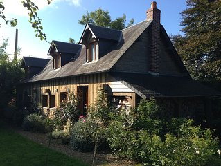 Maison D'Amis, The Perfect Normandy Cottage, Close To The Sea.