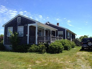 Block Island, Rhode Island Peaceful Home near Clay Head Preserve trail to beach