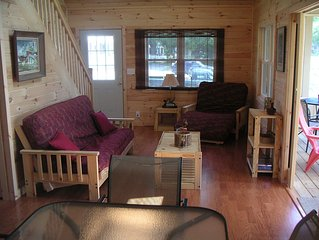 St. Lawrence River - Pike Lodge, right on the water!