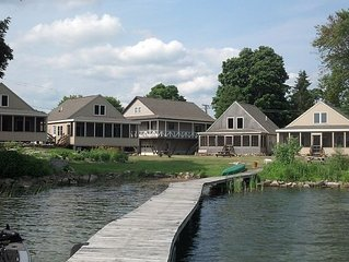 St. Lawrence River - Loon Lodge at Oak Point