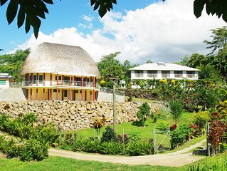 Highland Hideaway above Apia nestled in your own private little valley