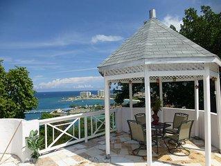 Jamaican Ocean View Penthouse